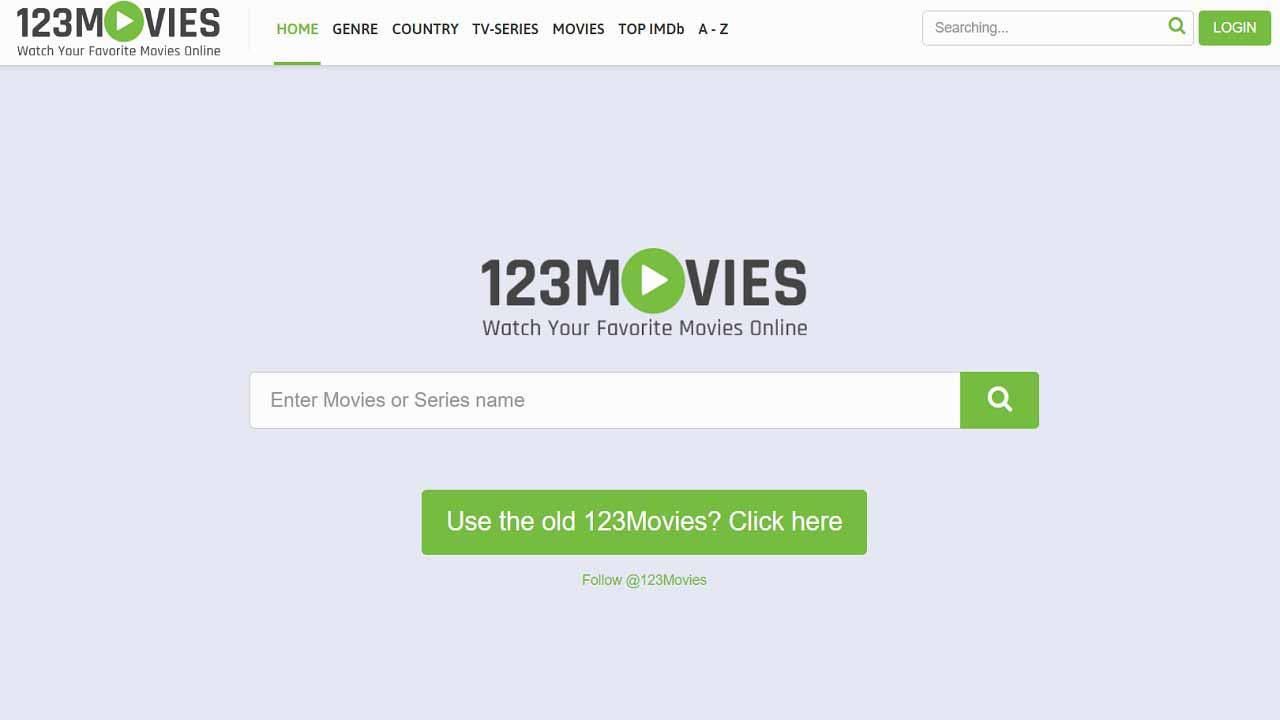 123Movies site