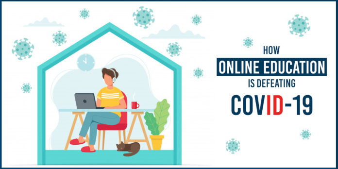 How Online Education is Defeating COVID-19