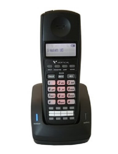 Vertical DECT Digital Cordless Phone