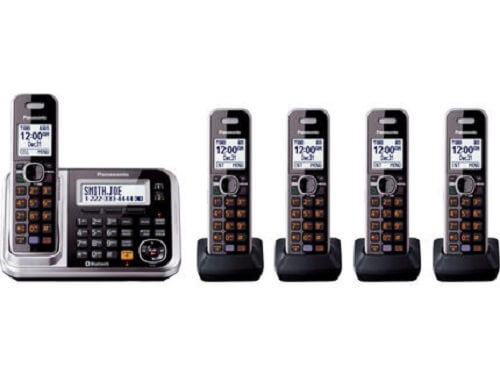 panasonic Bluetooth Cordless Phone KX-TG7875S