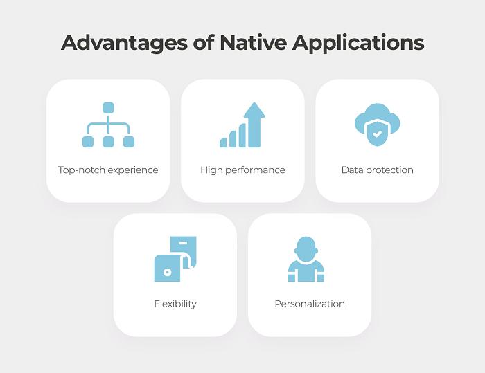 Advantage of Native Applications