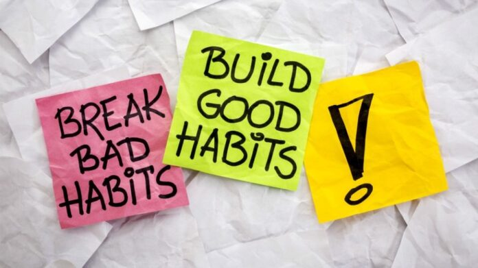 Replace Bad Habits