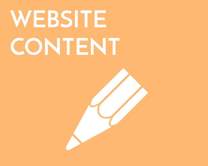4 Simple Steps You Can Take Today To Improve Your Website Content