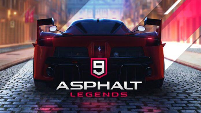Asphalt 9- Legends