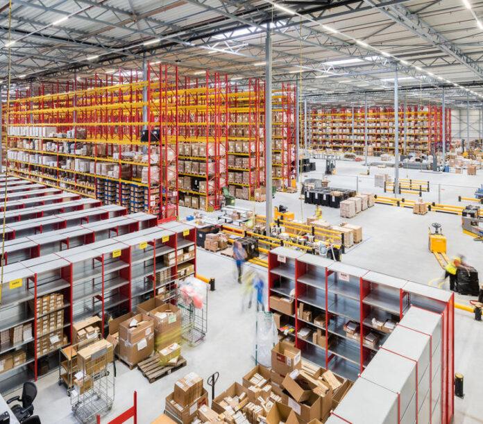 Storage Essentials for an Industrial-style Interior