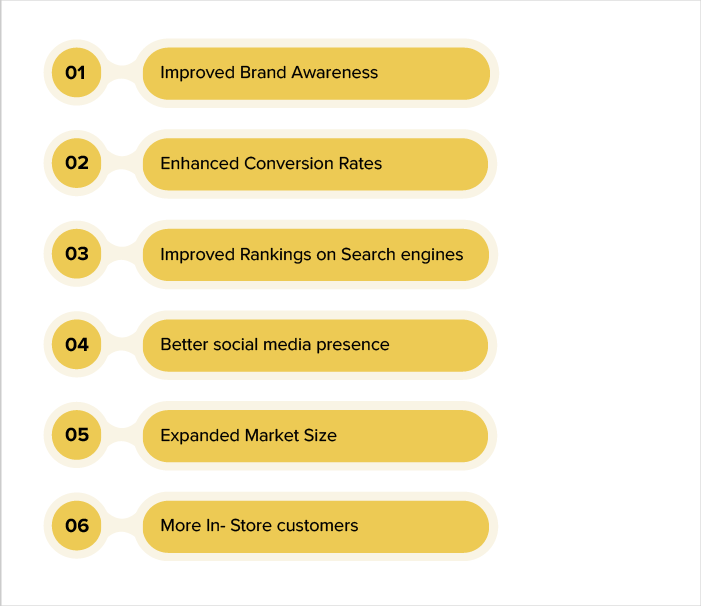 Top SEO Benefits For Small Businesses