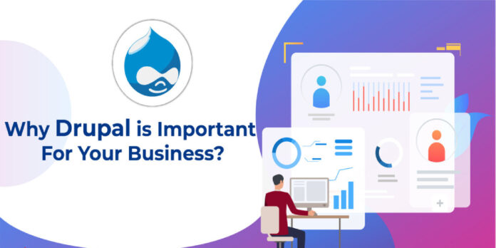 Why is Drupal a Good Solution for your Business_