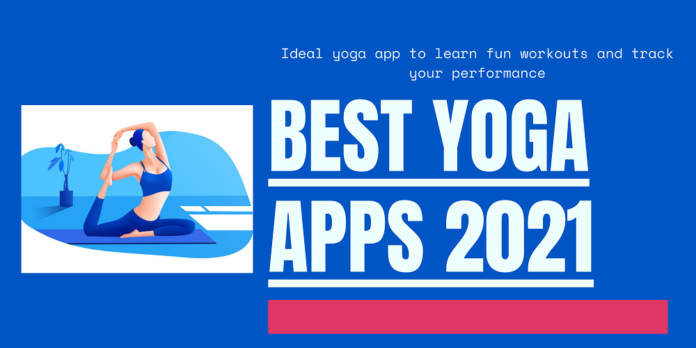 Best yoga Apps 2021