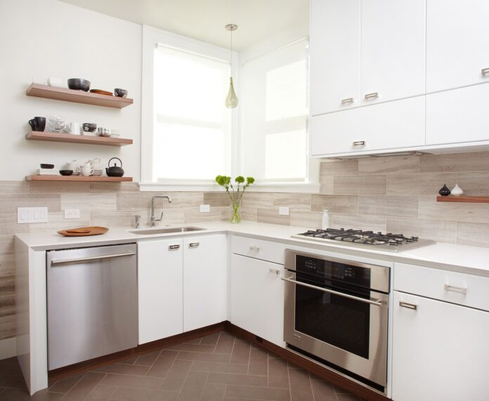 Big Reasons To Have A Small Kitchen