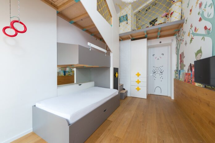 Things You Can Do To Better Your Children's Bedroom