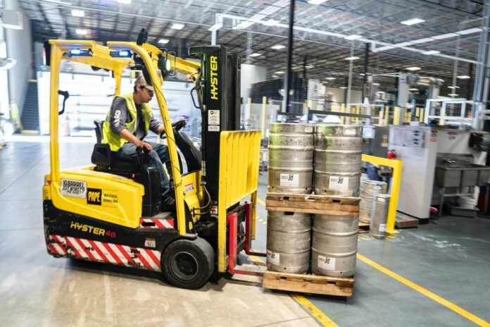 Why Do You Need Forklifts for your Warehouses